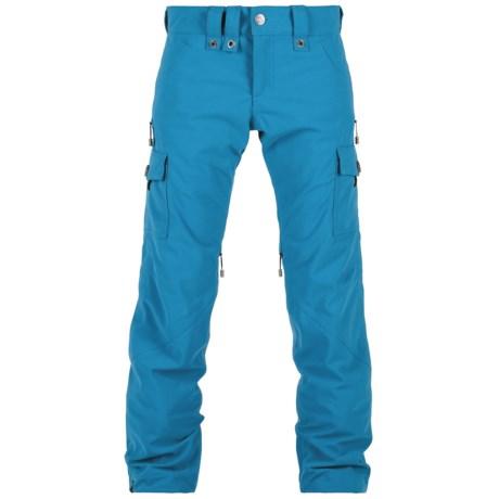Bonfire Alder Snow Pants - Waterproof, Insulated (For Women) in Indigo