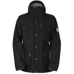 Bonfire Andover Jacket - Waterproof (For Men) in Black