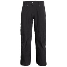 Bonfire Andover Snowboard Pants - Waterproof (For Men) in Black - Closeouts