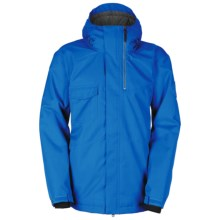 Bonfire Arc Jacket - Insulated (For Men) in Cobalt - Closeouts