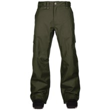 Bonfire Arc Snow Pants - Waterproof (For Men) in Bunker - Closeouts