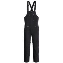 Bonfire Barrel Bib Overalls - Waterproof (For Men) in Black