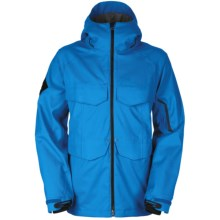 Bonfire Beacon Jacket - Waterproof, Insulated (For Men) in Cobalt - Closeouts
