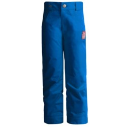 Bonfire Derby Pants - Insulated (For Youth) in Black