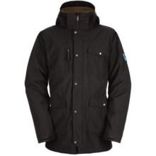 Bonfire Felix Ski Jacket - Waterproof, Insulated (For Men) in Black - Closeouts