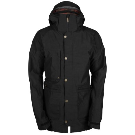 Bonfire Fireman Snowboard Parka - Waterproof, Insulated (For Men)