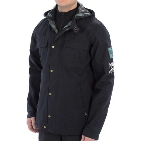 2c0e2638 Bonfire Fourstar Collab Snowboard Jacket - Waterproof (For Men)