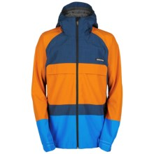 Bonfire Russell Snowboard Jacket - Waterproof (For Men) in Midnight - Closeouts