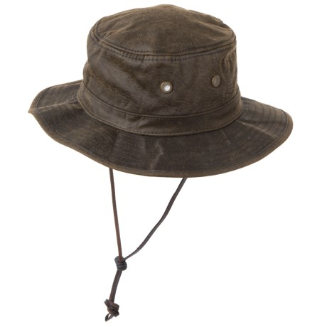 Image of Booney Hat with Chin Cord (For Men)