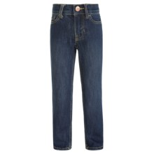 Bootcut Jeans - Slim Fit (For Little & Big Girls) in Blue - 2nds
