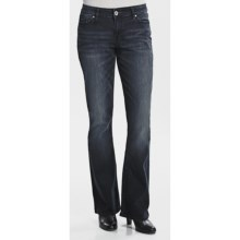 Bootheel Trading Co. Kennett Jeans - Flared Leg, Stretch (For Women) in Medium Wash - Closeouts