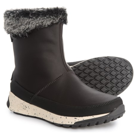 Image of Borealis Mid Boots - Waterproof, Leather (For Women)