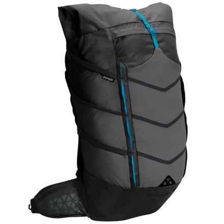 Boreas Buttermilks 40L Backpack - Internal Frame in Farallon Black - Closeouts
