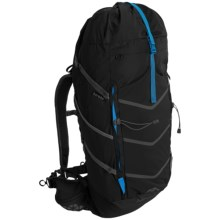 Boreas Buttermilks Backpack - 55L, Internal Frame in Farallon Black - Closeouts