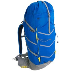 Boreas Buttermilks Backpack - 55L, Internal Frame in Marina Blue