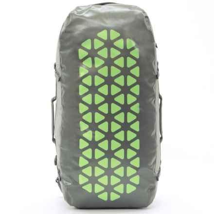 Boreas Erawan 70L Duffel Backpack in Monterey Grey - Closeouts