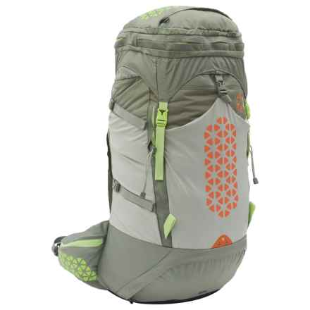 Boreas Halo 65L Backpack - Internal Frame in Halo Grey - Closeouts