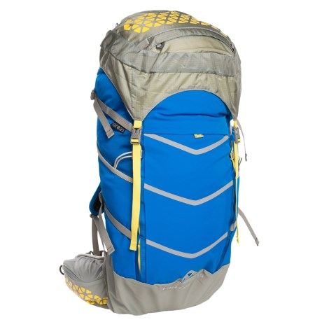 Boreas Lost Coast Backpack - Internal Frame, 45L in Marina Blue