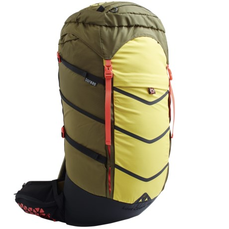 Boreas Lost Coast Backpack Internal Frame, 45L