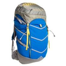 Boreas Lost Coast Backpack - Internal Frame, 60L in Marina Blue - Closeouts