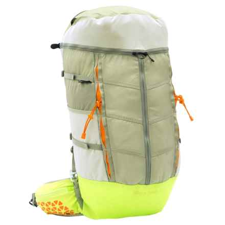 Boreas Sapa Trek Travel Backpack - 55L in Monterey Grey - Closeouts