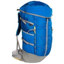 Boreas Sapa Trek Travel Backpack in Marina Blue - Closeouts