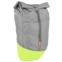 Boreas Topaz 18L Roll-Top Backpack in Monterey Grey - Closeouts