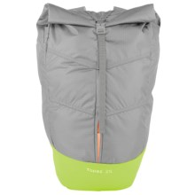Boreas Topaz Roll-Top Backpack - 25L in Monterey Grey - Closeouts