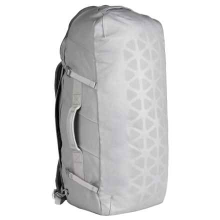 Boreas Urban Erawan Duffel Backpack - 50L in Reykjavik Grey - Closeouts