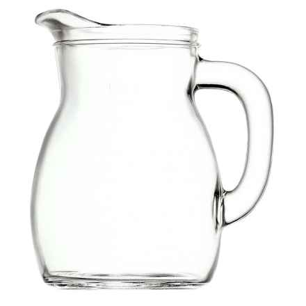 Bormioli Rocco Bistrot Jug in Clear - Overstock