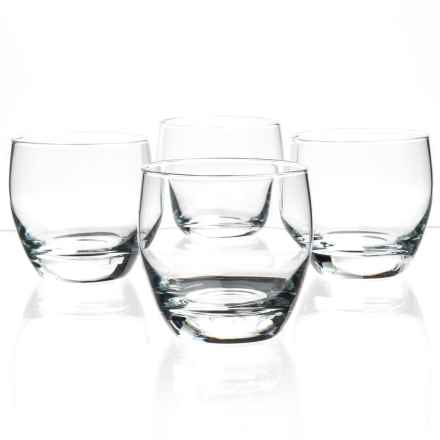 Bormioli Rocco Essenza Water Glasses - Set of 4 in Clear - Closeouts