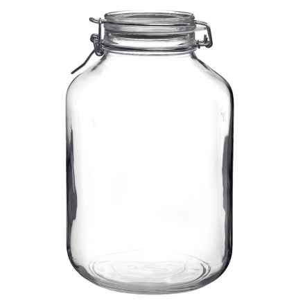 Bormioli Rocco Fido Jar - 165 oz. in Clear - Closeouts