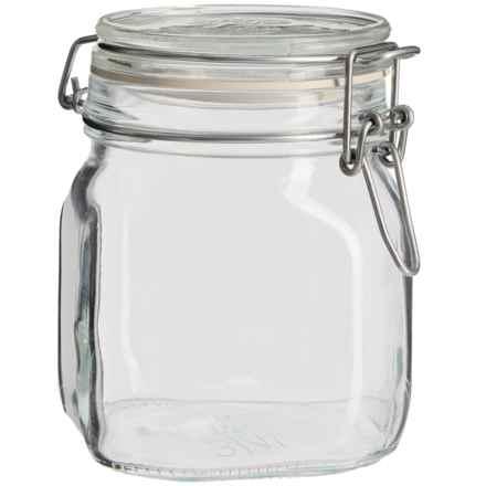Bormioli Rocco Fido Jar - 25 1/4 fl.oz. in Clear - Overstock