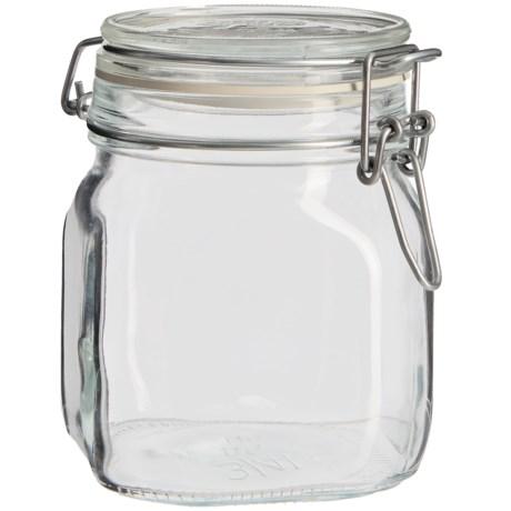 Bormioli Rocco Fido Jar - 25 1/4 fl.oz. in Clear