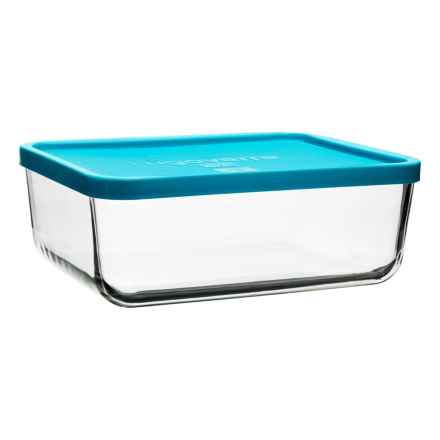 Bormioli Rocco Frigoverre Glass Storage Container - 101 oz. in Teal - Closeouts