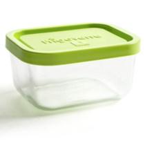 Bormioli Rocco Frigoverre Multi Food Container - Glass, 13.5 oz. in Clear - Overstock