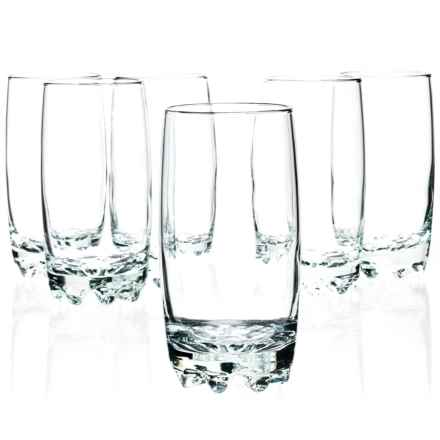 Bormioli Rocco Galassia Supercool Glasses - 20.5 fl.oz., Set of 6 in See Photo - Closeouts