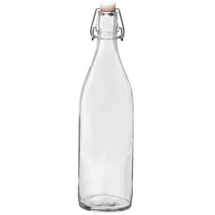 Bormioli Rocco Giara Bottle - 1.0 Liter in Clear - Overstock