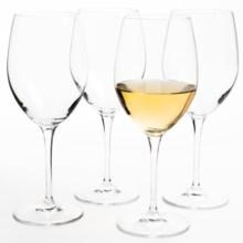 Bormioli Rocco Premium #6 Wine Glasses - Set of 4 in Clear - Closeouts