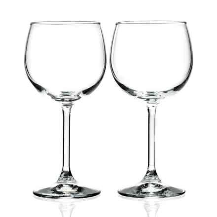 Bormioli Rocco Restaurant Barolo Wine Glasses - Set of 2 in Clear - Closeouts