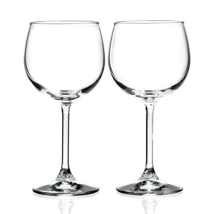 Bormioli Rocco Restaurant Barolo Wine Glasses - Set of 2 in Clear - Closeouts