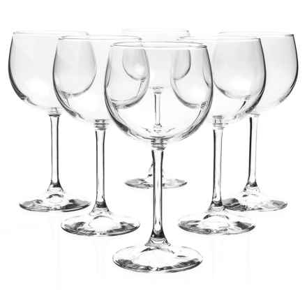 Bormioli Rocco Riserva Barolo Glasses - Set of 6 in Clear - Closeouts