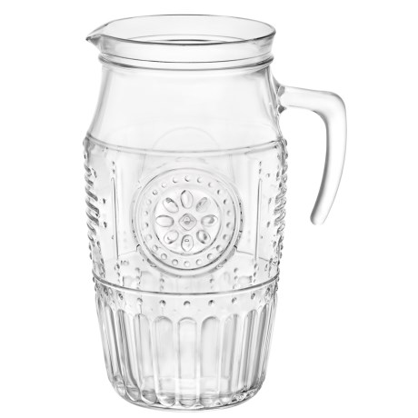 Bormioli Rocco Rocco Romantic Pitcher - 60 fl.oz.