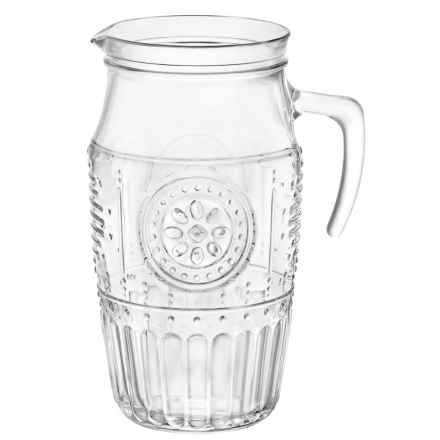 Bormioli Rocco Romantic Pitcher - 60 fl.oz. in Clear - Closeouts