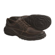 Born Andrew Oxford Shoes - Leather (For Men) in Dark Brown - Closeouts