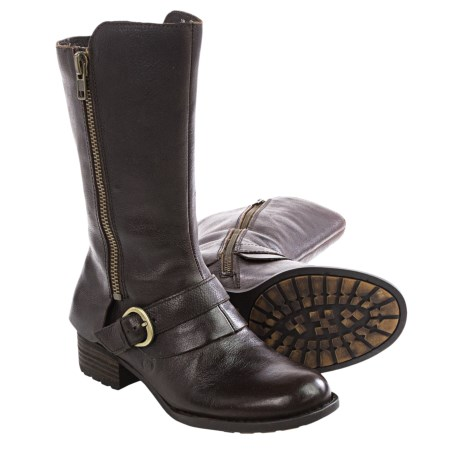 Born Aubra Leather Boots For Women