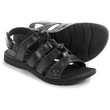 Born Bali Sandals - Leather (For Women) in Black Full Grain - Closeouts