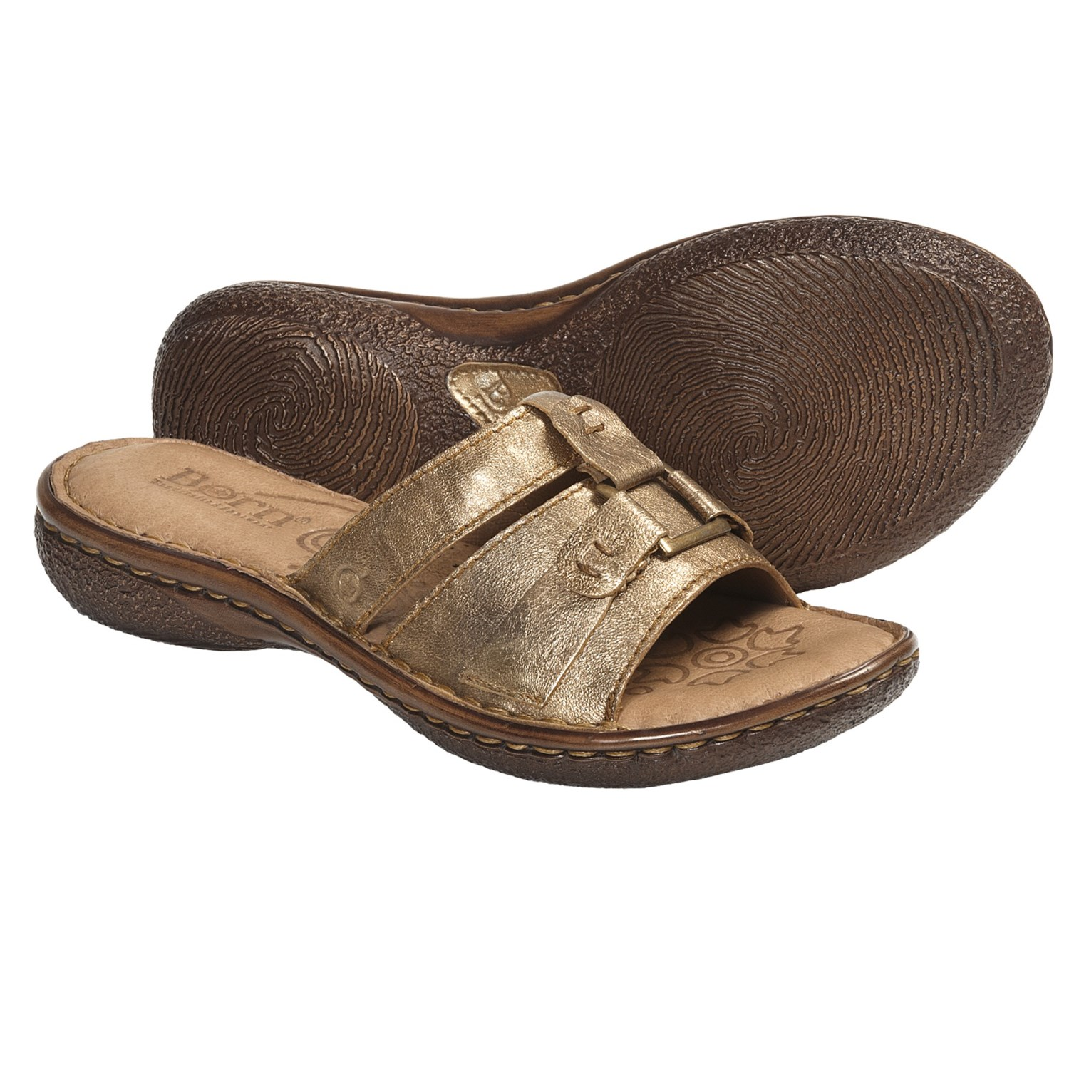 Lastest Born Women S Lourdes Sandals In Mocha Full Grain Born