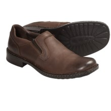 Born Bowie Shoes - Leather (For Men) in Chestnut - Closeouts