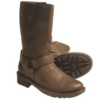 Born Bronson Boots - Leather (For Men) in Hazelnut - Closeouts